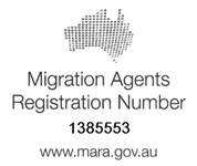 Cert 1385553 AMRC Registered Migration Agent Melbourne