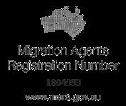 Cert 1804993 AMRC Registered Migration Agent Melbourne